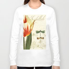 Natural History Sketchbook II Long Sleeve T-shirt
