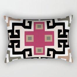 Inca Felling Rectangular Pillow