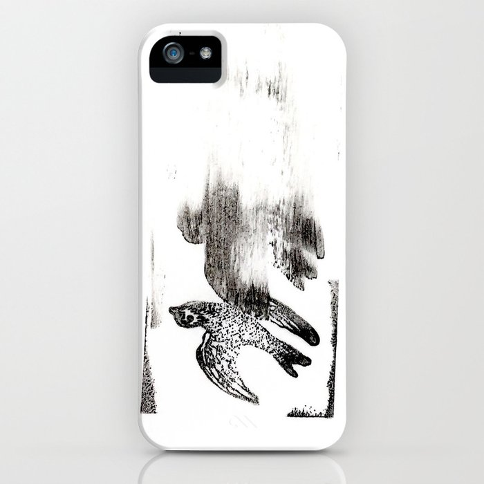Soul Leaves the Body iPhone Case