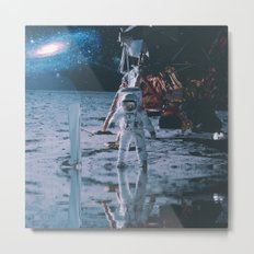 Project Apollo - 9 Metal Print