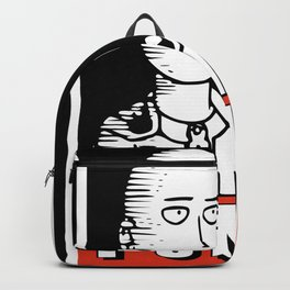 One Punch Obey Backpack