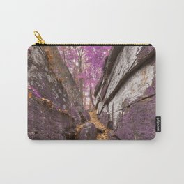 Gettysburg Grotto - Lavender Fantasy Carry-All Pouch