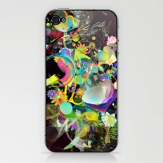 Mystic Notes of the Lotus Symphony iPhone & iPod Skin