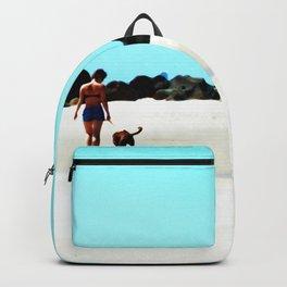 Walk on the Beach Backpack