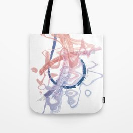 Jazz and Blues Tote Bag