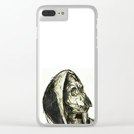 When Hell is Full Clear iPhone Case