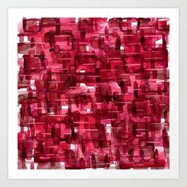 Color Jewels 10J by Kathy Morton Stanion Art Print