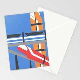 TL Series-Monorail System Stationery Cards