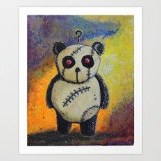 Panda? Art Print