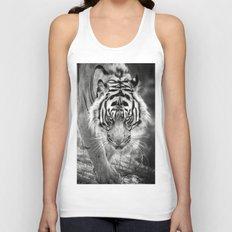 Tiger Tiger Unisex Tank Top