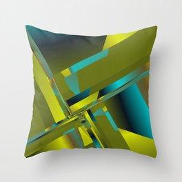 geometric pattern -7- Deko-Kissen
