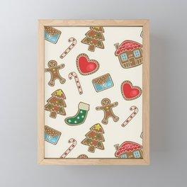 Christmas Now Framed Mini Art Print
