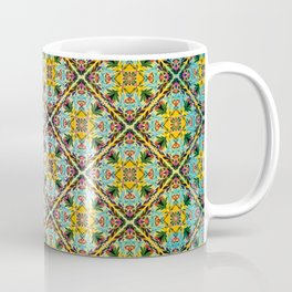 Bug deco pattern 2a Coffee Mug