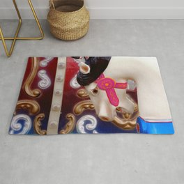 toy horse Rug