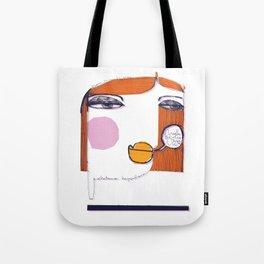 Nuda_1 Tote Bag