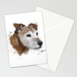 Jack Russell Terrier Dog Stationery Cards