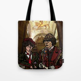 little hats all around Tote Bag