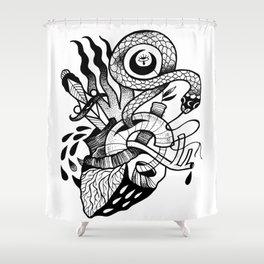 HEARTHOLOGY Shower Curtain