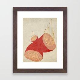 January 4 Framed Art Print