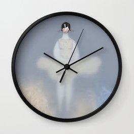 Dona d'aigua VI Wall Clock