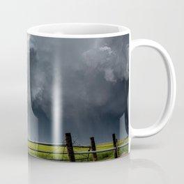 Harmony - Storm Cloud Over Southern Plains Coffee Mug