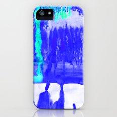 Dip Dye Ultramarine iPhone (5, 5s) Slim Case
