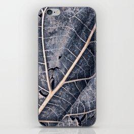 Organic Winter Decay iPhone Skin