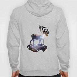 Christmas reindeer Hoody