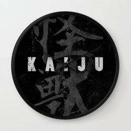 KAIJU Wall Clock