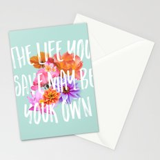TLYS Mint Stationery Cards