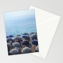 Beach. Ionian Sea. Greek Islands. Stationery Cards