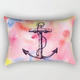The Anchor Rectangular Pillow