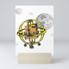 Gyro Spacecraft Mini Art Print