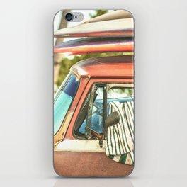 Surf Van Maui Hawaii iPhone Skin