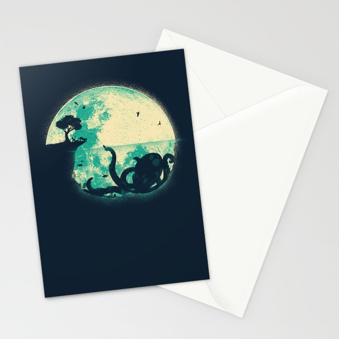 The Big One Stationery Cards