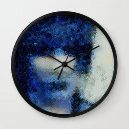 Deco Girl Wall Clock