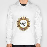calligraphy Hoodies featuring Persian Calligraphy by BeyondPersia