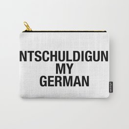 GERMAN Carry-All Pouch