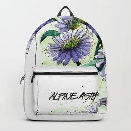 Alpine Aster Backpack