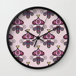 Indian style Wall Clock