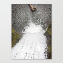 It Falls Canvas Print