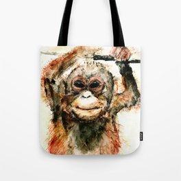 Pongo Tote Bag