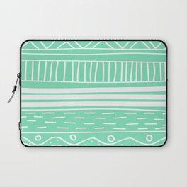 Carnival Glass Stripes Laptop Sleeve
