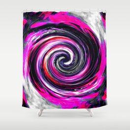 iDeal - Eye of the Storm 02 Shower Curtain