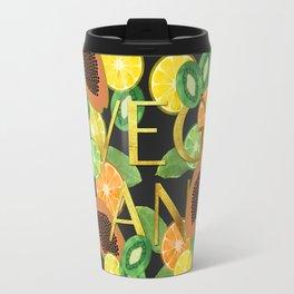 Vegan Fruit Travel Mug