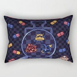 Mario Doctor Rectangular Pillow