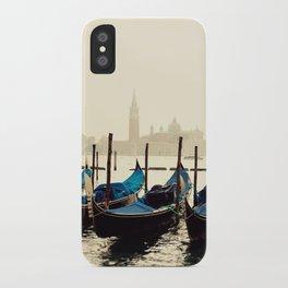Gondolas in Color iPhone Case