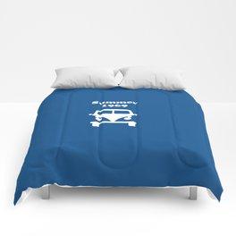 Summer 1969 - blue Comforters