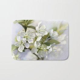 Spring white 044 Bath Mat