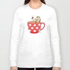 Relax. Don't Crumble! Long Sleeve T-shirt